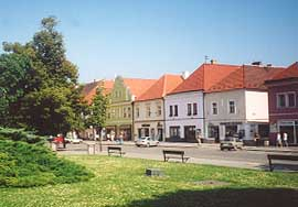 Beroun Centrum