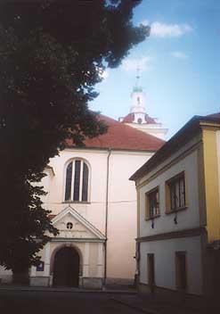 St. James Deanery Church