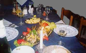 Villa Jadran Dining