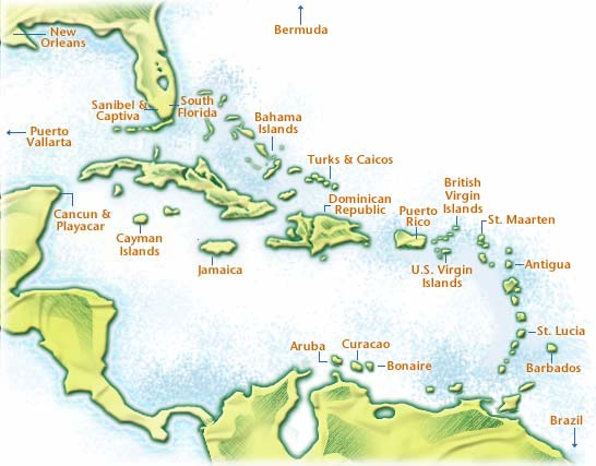 RewardYourself!—Fantastic Caribbean—Save Now!