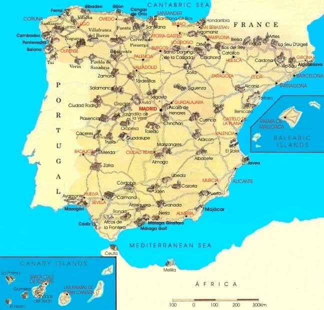 Spanish Paradores